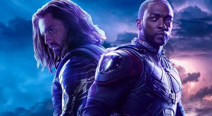The Falcon and The Winter Soldier, American TV shows List 2020