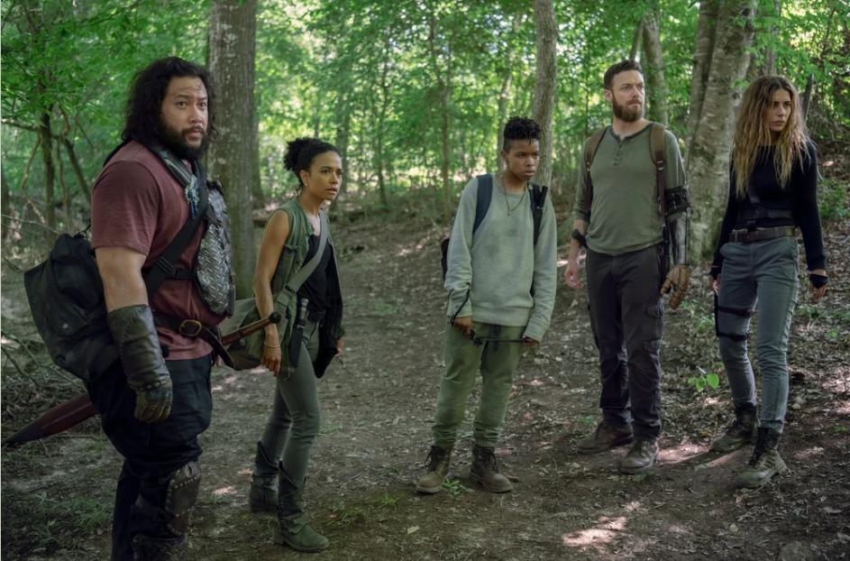 The Walking Dead Season 10, American TV shows List 2020