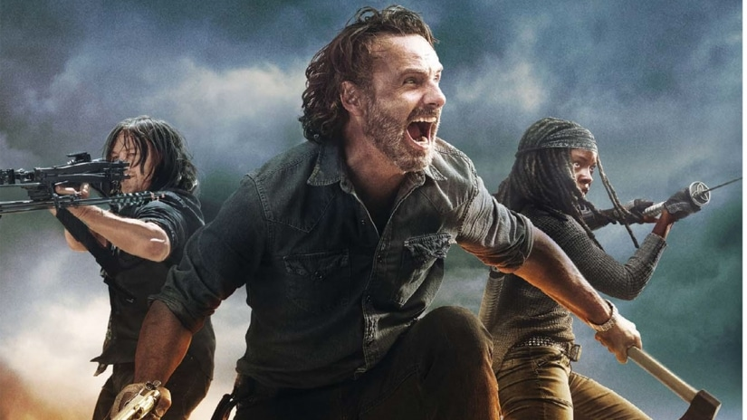 Most Popular TV Shows of all Time , The Walking Dead
