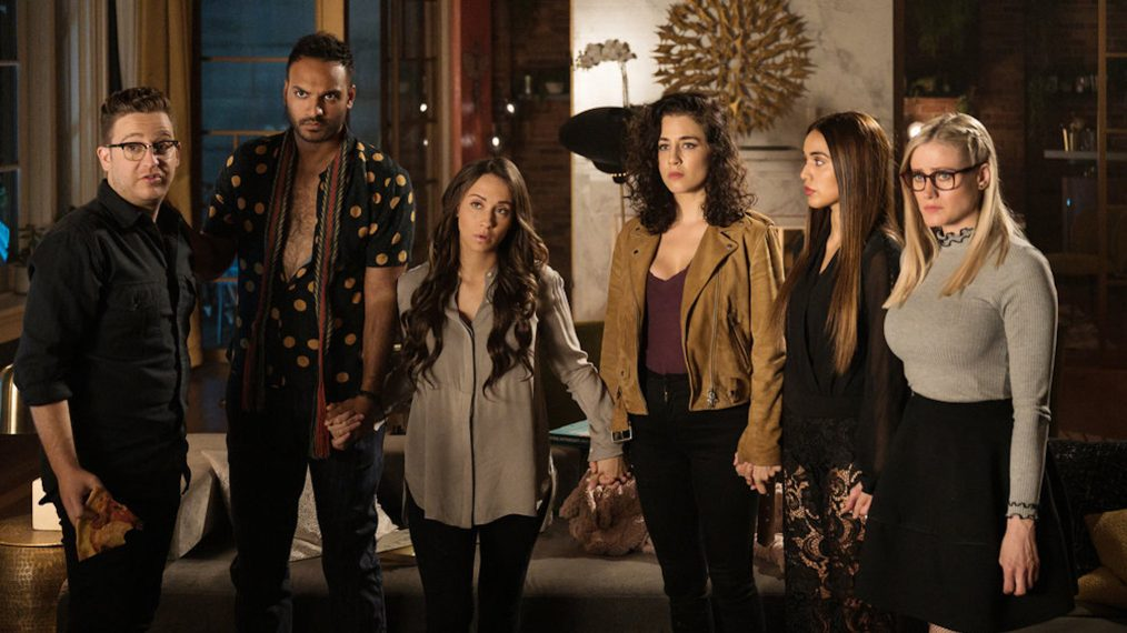 Most Popular TV Shows of all Time , The Magicians tv series