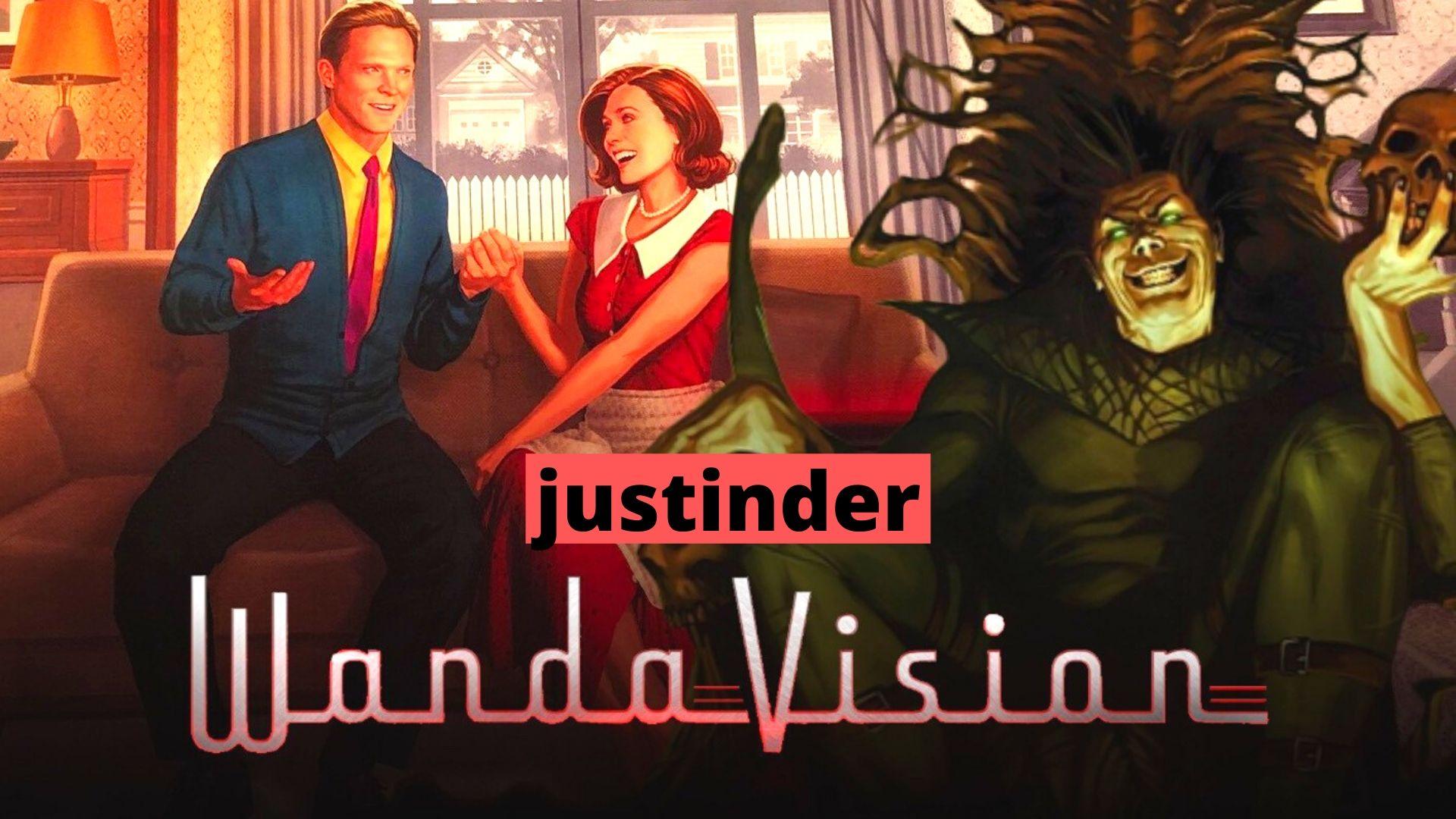 Wandervision justinder, WANDAVISION Tv Series