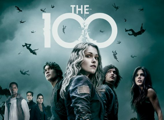 THE 100 93%(THE CW), Best TV Shows to Binge Watch Ever