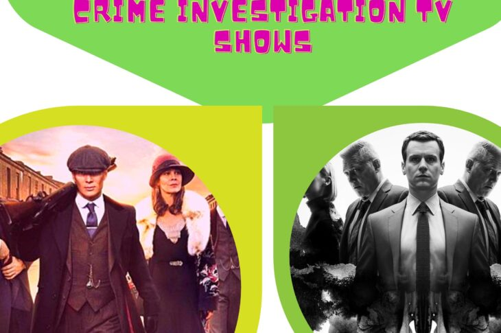 Crime Investigation Tv Shows