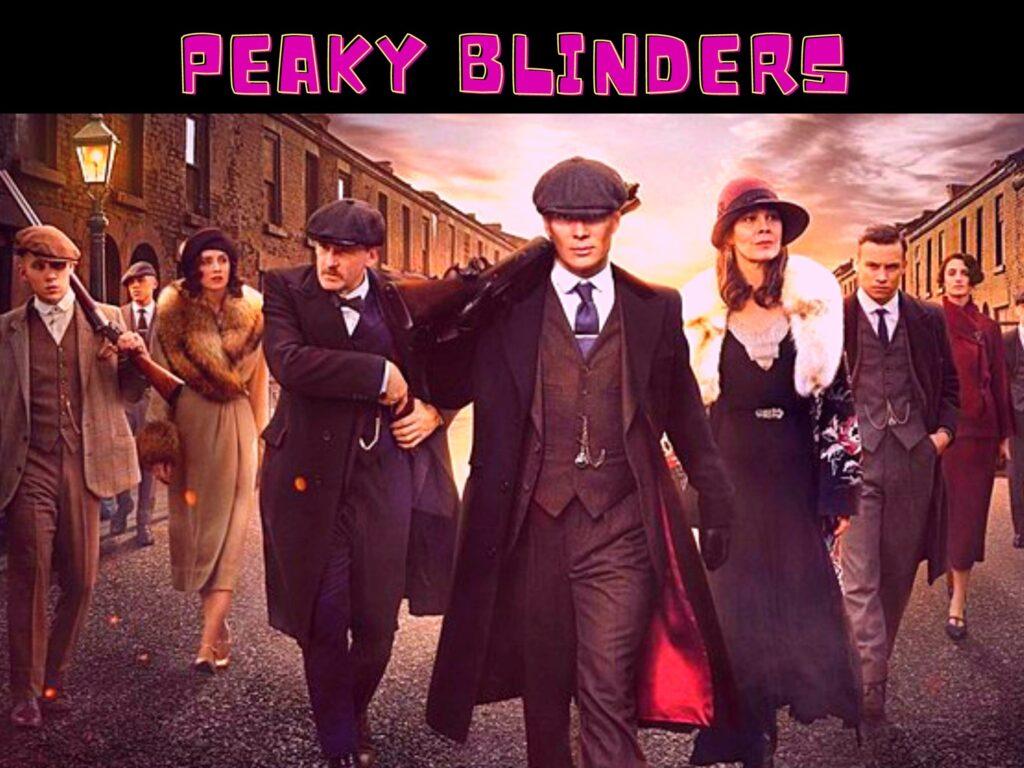 Peaky Blinders tv show