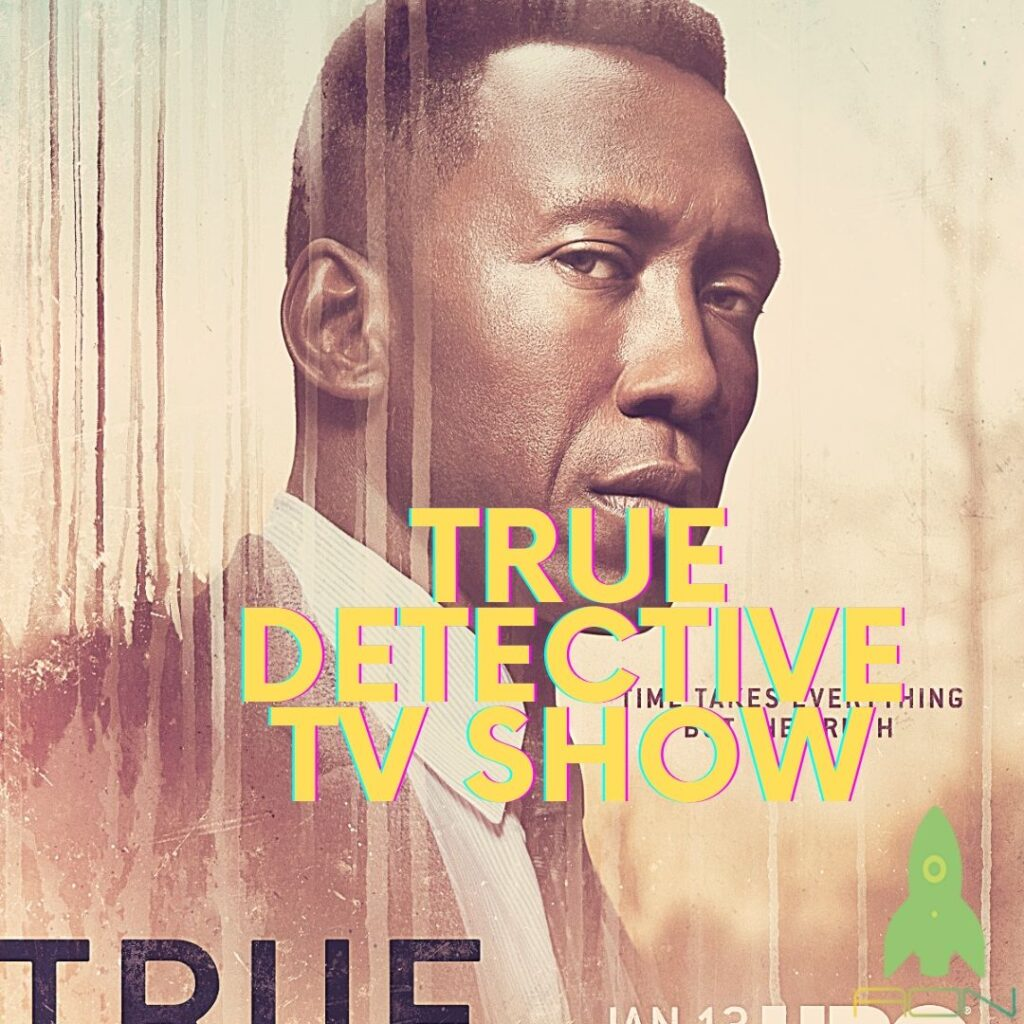 Crime Investigation Tv Shows