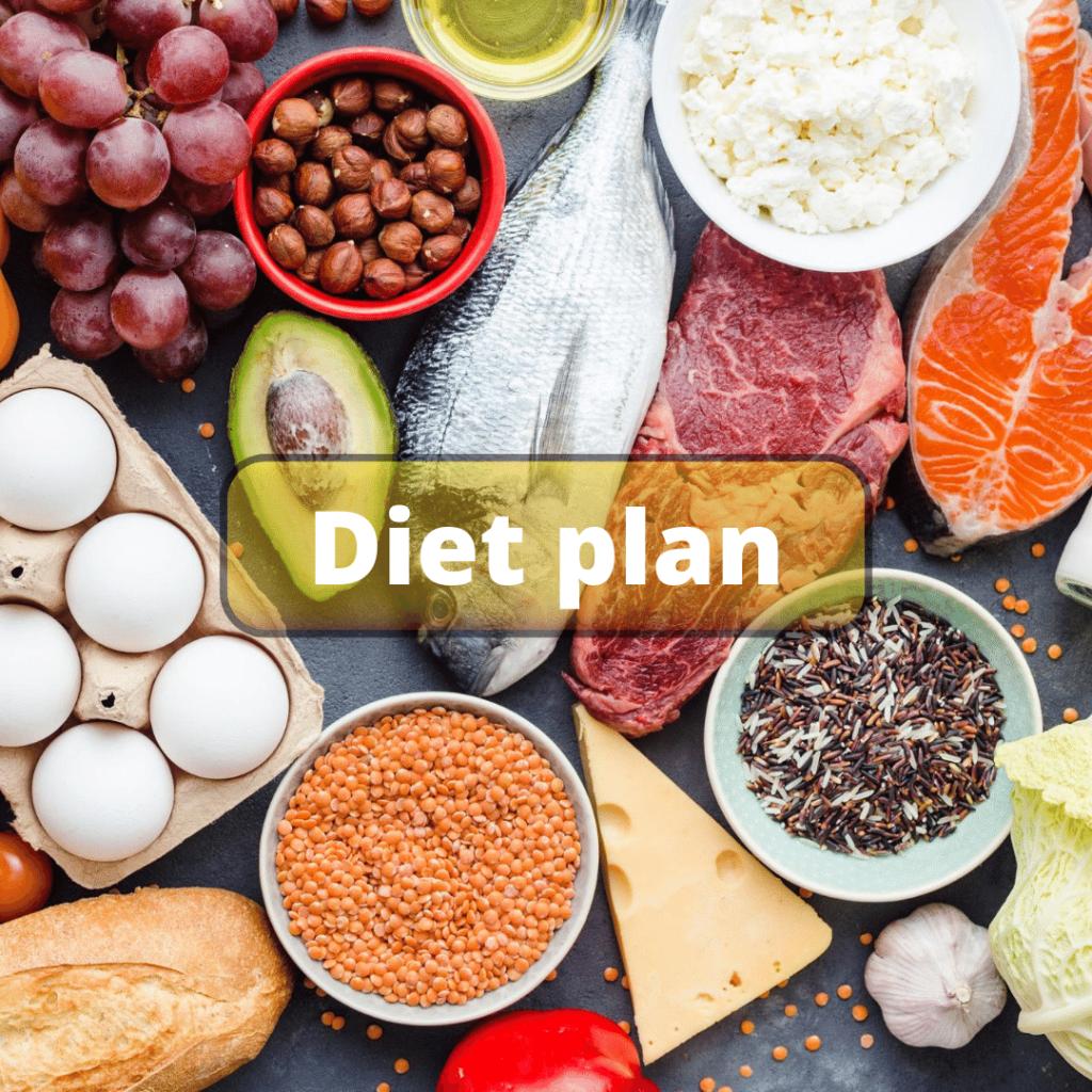Indian Vegetarian Diet Plan For Weight Loss.