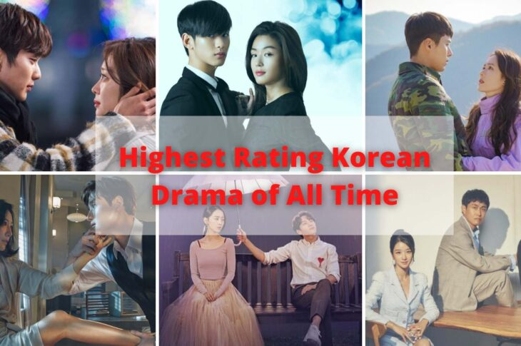 Highest Rating Korean Drama of All Time-min