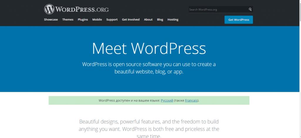 Wordpress, Best professional web design software
