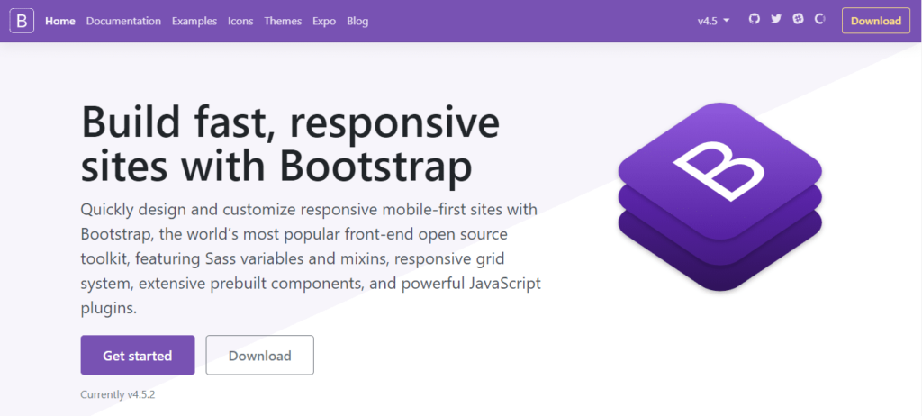 Bootstrap,Best professional web design software