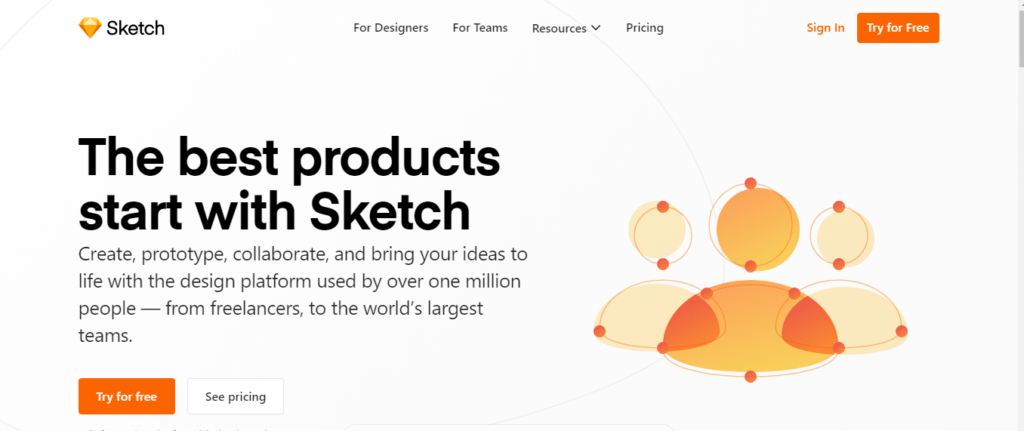 sketch,Best professional web design software