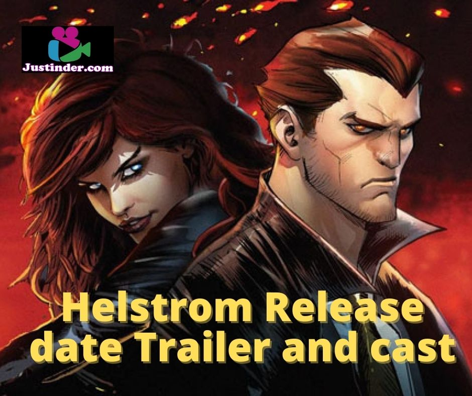 Helstrom Release date Trailer and cast