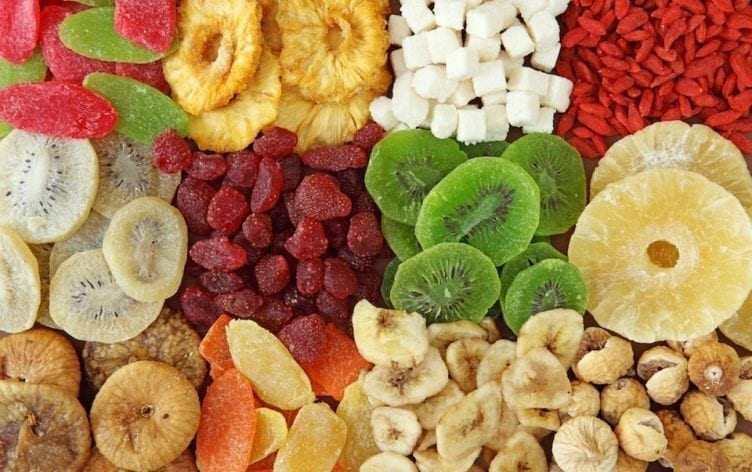 Nutritional Value of Dry Fruits