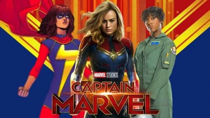 captain marvel 2 trailer